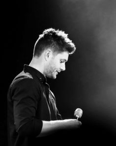 Damn you and your cute fluffy messed up hair. JIB2014