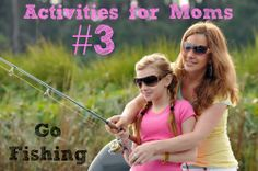 Activities for Moms at Palmetto Dunes, Hilton Head Island - No. 3 Go Fishing!