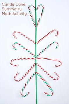 Candy Cane Math Activities