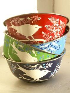Cute bowls!