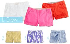 bring out the short shorts.