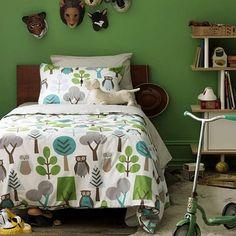 beds, bed sets, owl sky, color, duvet bed, sky duvet, bedding sets, bedroom, kid