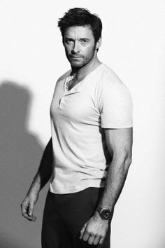 Hugh Jackman well hello :)