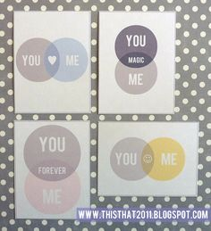 free printables for Project Life or can be used as gift tags