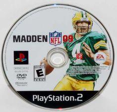 Playstation 2 Madden NFL 09 Game