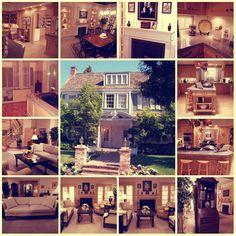 I always ADORED Bree Van de Kamp's house ....dream home!