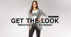 This season, get Mary Sinatsaki's total look! #Get_the_Look #BSB_FW14