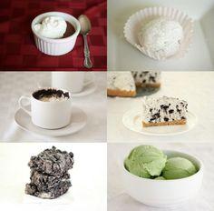 no bake deserts!!