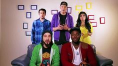 Pentatonix - I Need Your Love (a capella cover of Calvin Harris feat. Ellie Goulding song)