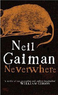 """""""Neverwhere"""" — Neil Gaiman"""