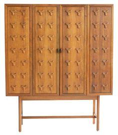 Cabinet.  #GISSLER #interiordesign