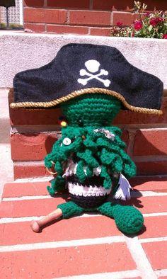 Dread Pirate Cthulhu