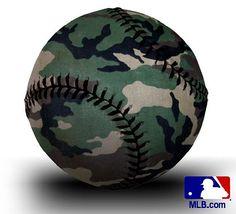 camouflage baseball basebal season, usa militari