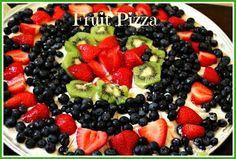 fruit pizza, sweet tea, teas, pizzas, drink, cornbread, fruit pies, fabul food
