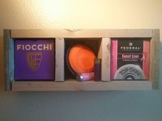 Shadow Box-Shotgun Shell Boxes #EasyNip