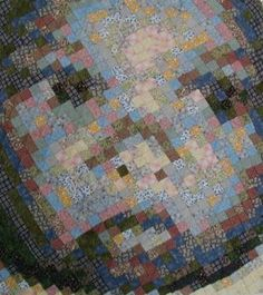 You can make Baby Quilt Patterns from photos!