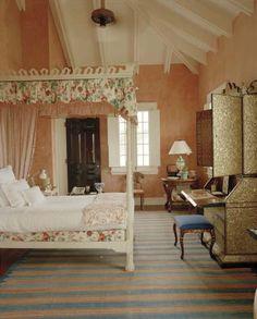 Oscar De Le Renta's Holiday home