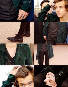 Harry's really cute