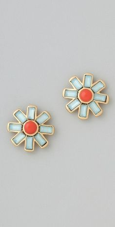 Juicy Couture - Daisy Studs