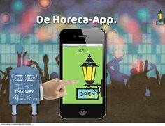 horecaapp by HTApplications via Slideshare