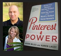 Podcast: Listen to an interview about the Pinterest Power Book-Back-Story...