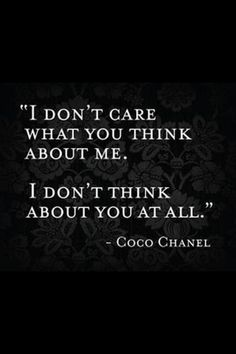 -- Gabrielle 'Coco' Chanel - @~ Mlle