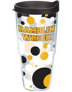 Ramblin' Wreck Tervis Tumbler