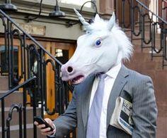 Reason Why I'm Broke: Magical Unicorn Mask