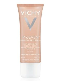 "@Yahoo! Shine calls Vichy ProEVEN All-in-One Mineral BB Cream one of ""The Best BB Creams for Your Buck."""
