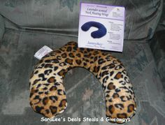 Lavender-Scented Neck Heat Wrap #Giveaway 4/4 Daily #US Come enter to win! http://wp.me/p2Zbi5-279 @BioMed DB Design