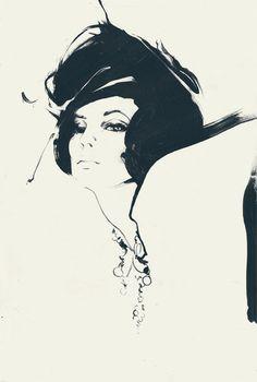 Natalia - Andrew Archer #disegno #pittura #arte