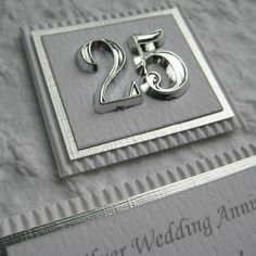 Silver Wedding Anniversary Present For Husband : Silver Wedding Anniversary Gift Ideas on Pinterest Silver Weddings ...