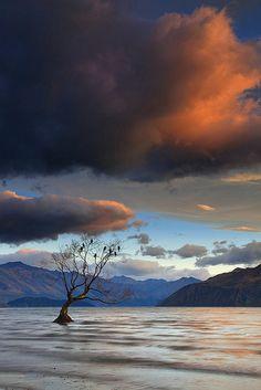 ✮ Lake Wanaka, New Zealand