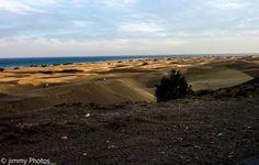 #Vacances J-2 : Return dans les dunes de Playa del Ingles -- #PlayadelIngles #GranCanaria #Maspalomas