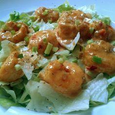 Bonefish Grill's Bang Bang Shrimp (thanks Maggie Sayers for the link!)