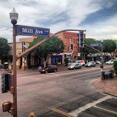 Mill Avenue, Tempe, Arizona
