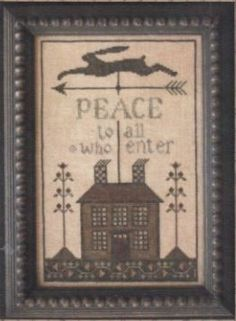 Peace House by La D Da