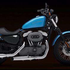 2011 Harley Davidson Sportster Nightster XL1200N Blue pearl <3