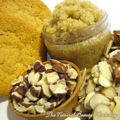 The Natural Beauty Workshop: Sugar Cookie Scrub