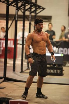 Rich Froning...
