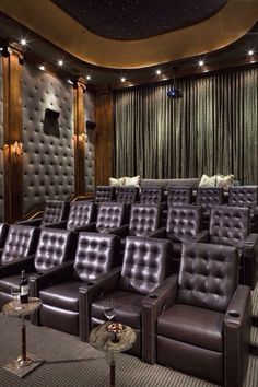 My luxury home: Luxury living Home Theatre