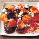 Try the Roasted Beets with Orange and Herbed Goat Cheese Recipe on williams-sonoma.com