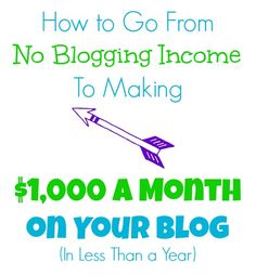 Double Your blogging income