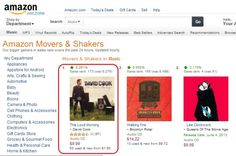 After David Cook's performance on Idol last, his sophomore album THIS LOUD MORNING is now Amazon's #1 Mover & Shaker in Music, rising 5,261% in sales. Holy moly! Sweeett!