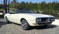 Pontiac Firebird Convertible 1968