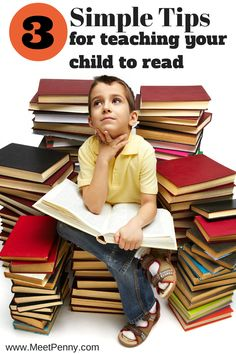 Easy tips for encouraging a child to read