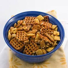 Sesame Honey Snack Mix