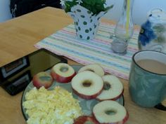Diabetic breakfast!