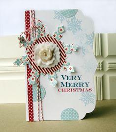 Homespun with Heart: Christmas cheer...