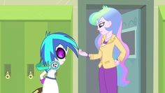 """MY LITTLE PONY: Equestria Girls 2 Rainbow Rocks EXCLUSIVE Movie Clip """"Music to My Ears"""""""